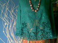 kebaya,  batik dan baju tradisional