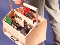 Tool test/trays