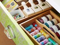 Craft Storage Bliss