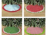 Christmas Tree Skirts, Dress the Tree, Christmas Time