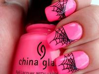 Halloween nail art ideas pinned by other talented nail artists