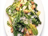 Chicken cecer salad....