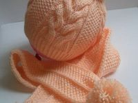 Шапки и шарфы. Рукавицы.
