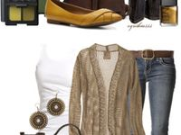 Fall and Winter fashion for women.