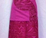 Showcasing Polynesian designers, fashions, fabrics.