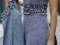 trajes costura