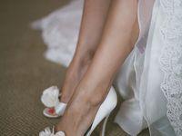 Casamento   sapatos de noiva