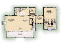 Floor plans that make sense to me.