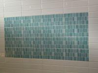 Mid century - bathroom