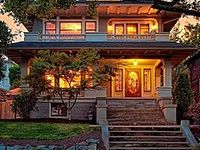 Arts and Crafts, Craftsman and Mission Style Home