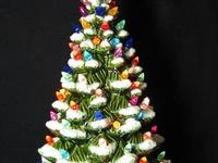 Ceramic Christmas Trees <3