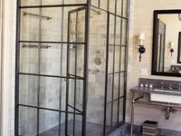 Leaded glass chic