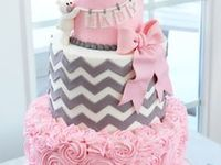 """Baby-Shower-Cakes / Personalized baby gifts store offering the cutest selection of unique baby gifts for new baby. Sale! Take 10% OFF use Voucher Code """"TAKE 10"""". http://www.Babywonderland.com"""