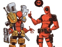 Deadpool Laying Down Tips To Look More Cosplay Storeable Than Before