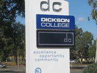 School Signs / A range of school signs that act as identity, way finding and landmark identities