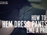 women's dress pants side zipper