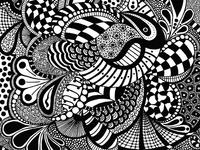 Zentangles/Patterns