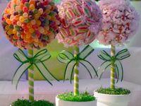 dulces y novedades