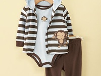 monkey outfits baby on pinterest monkey espadrille shoes and