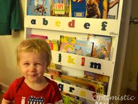 From organizing kids artwork to games you can find organizing tips for kids here.