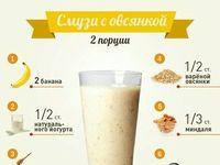 рецепты смузи