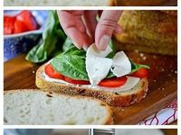 1000+ images about Panini on Pinterest | Paninis, Sandwiches and Brie