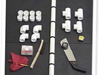 DIY: PVC PIPE IDEAS