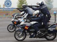 policía Nacional España