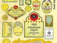 Printies - Perfume & Toiletries Packaging