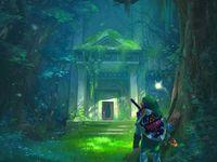 Cynthia Despair On Legend Of Zelda Breath Of The Wild