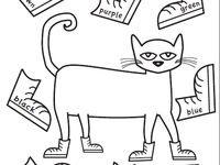 17 Best images about Pete The Cat on Pinterest | Cut and ...