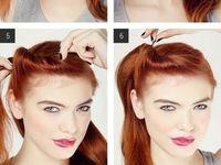 Hairstyles & Body Bling  Board