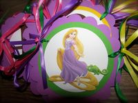 Birthday: Tangled - Rapunzel