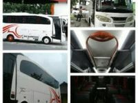 Sewa Bus Pariwisata Solo / Sewa Bus Pariwisata Full AC di Solo Harga Murah | Bus Pariwisata di Surakarta