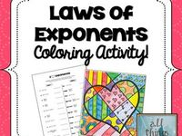 1000+ images about Math, Exponents on Pinterest | Simplifying ...