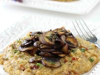Polenta recipes on Pinterest | Polenta, Polenta Cakes and Polenta ...