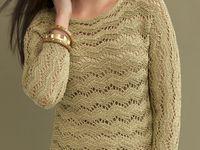 Lacework Knitting