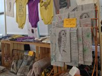 Lovely Craft Stalls & Merchandising