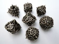 40 Dice for 40 Years of Dungeons & Dragons