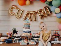 Ideas cumpleaños Julián