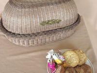 6 Хлебница плетеная