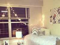 Dorm Layout and Decor