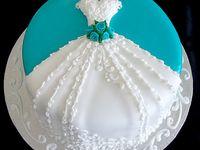 Tortas/pasteles fiestas