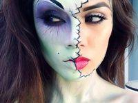 Halloween Makeup (my fav!)