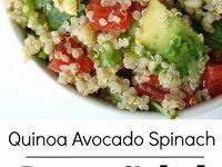 Salads (Vegan and Vegetarian)