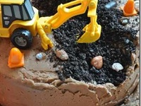 Byron birthday cake ideas