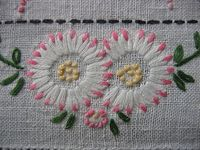 Embroidery / Normal embroidery