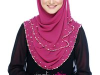 Hijab elegan