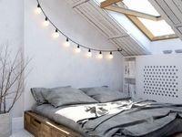 Garson loft bedroom