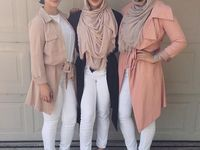 Hijabi Styles
